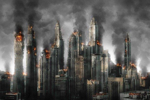 Armagedon, apokalipsa